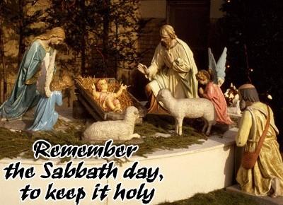 KEEPING THE SABBATH