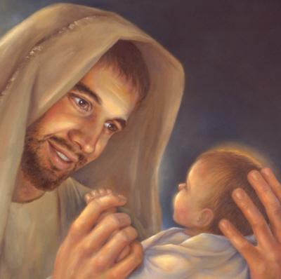 Joseph jesus father biography