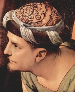 Joseph of Arimathea by Pietro Perugino