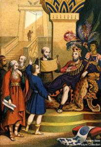 pharaoh and joseph