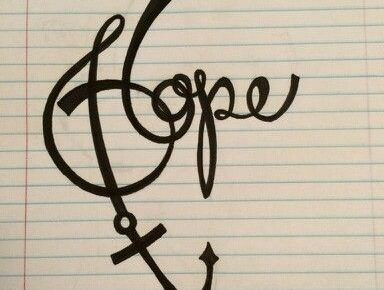 HOPE, THE ANCHOR